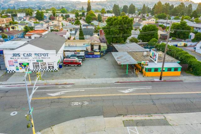 2166 Washington Ave, San Leandro, CA 94577 (#ML81771401) :: The Sean Cooper Real Estate Group