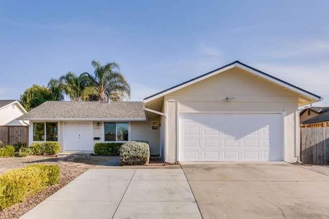 2574 Amaryl Dr, San Jose, CA 95132 (#ML81772068) :: Strock Real Estate
