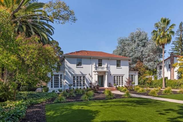 939 University Ave, Palo Alto, CA 94301 (#ML81772092) :: The Sean Cooper Real Estate Group