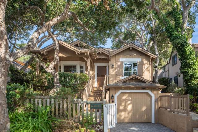 0 Casanova 2 Ne Of 9th St, Carmel, CA 93921 (#ML81772355) :: The Sean Cooper Real Estate Group