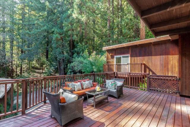 1051 Vine Hill Rd, Santa Cruz, CA 95065 (#ML81772466) :: RE/MAX Real Estate Services