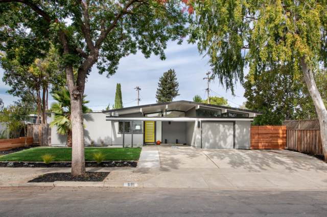 691 Dunholme Way, Sunnyvale, CA 94087 (#ML81772598) :: The Sean Cooper Real Estate Group