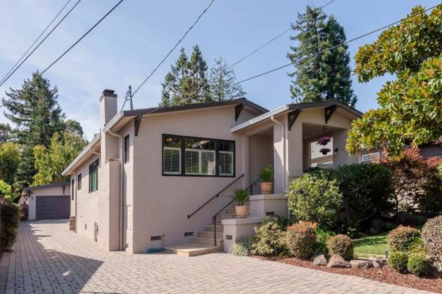 925 Capuchino Ave, Burlingame, CA 94010 (#ML81772739) :: The Kulda Real Estate Group