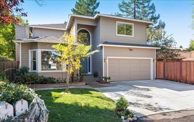 8 Sequoia Ct, Redwood City, CA 94061 (#ML81773864) :: The Realty Society