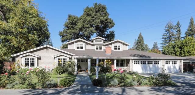 1700 Bay Laurel Dr, Menlo Park, CA 94025 (#ML81774305) :: The Kulda Real Estate Group