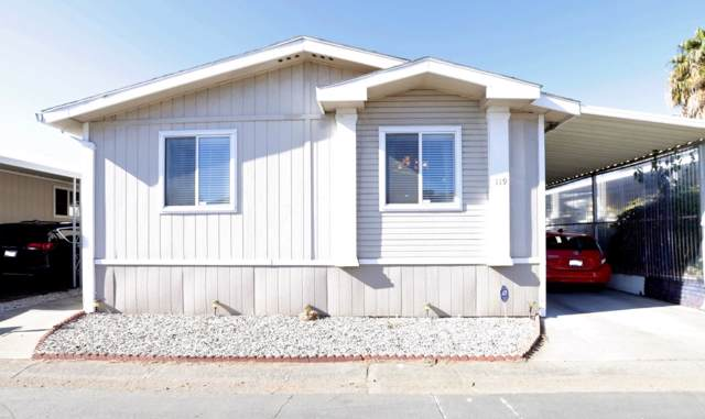 120 Dixon Landing Rd 119, Milpitas, CA 95035 (#ML81774541) :: The Realty Society