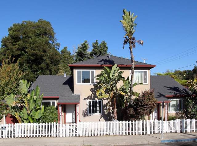 109 Lemos Ave, Santa Cruz, CA 95060 (#ML81774657) :: The Realty Society