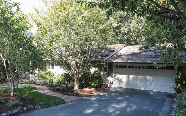 2128 Stockbridge Ave, Woodside, CA 94062 (#ML81774723) :: The Kulda Real Estate Group