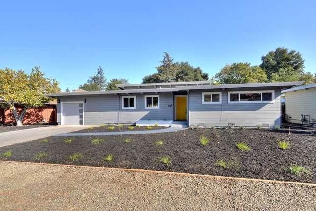 667 Josina Ave, Palo Alto, CA 94306 (#ML81774841) :: Brett Jennings Real Estate Experts