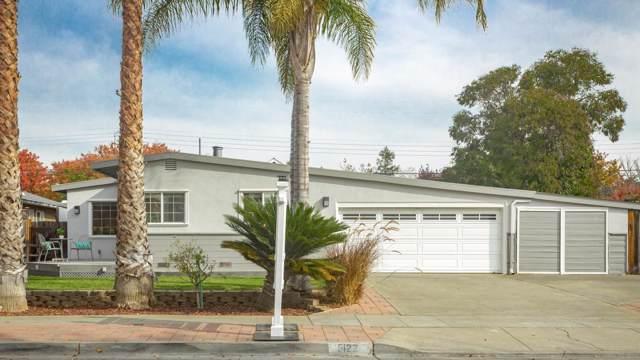5122 Elester Dr, San Jose, CA 95124 (#ML81775512) :: Intero Real Estate