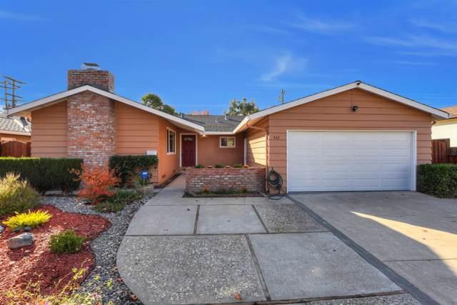 948 Planetree, Sunnyvale, CA 94086 (#ML81775556) :: Intero Real Estate