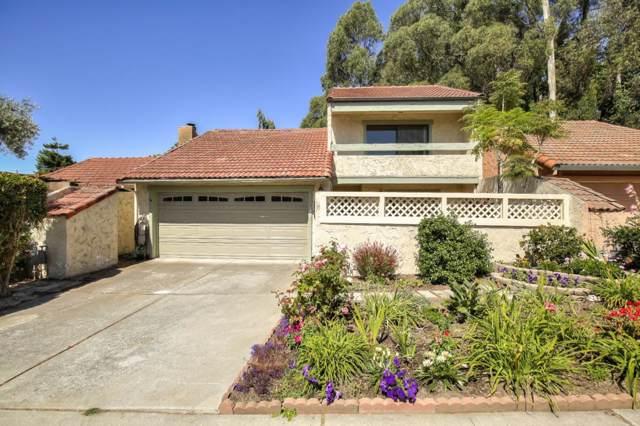 1720 Escalona Dr, Santa Cruz, CA 95060 (#ML81775682) :: The Kulda Real Estate Group