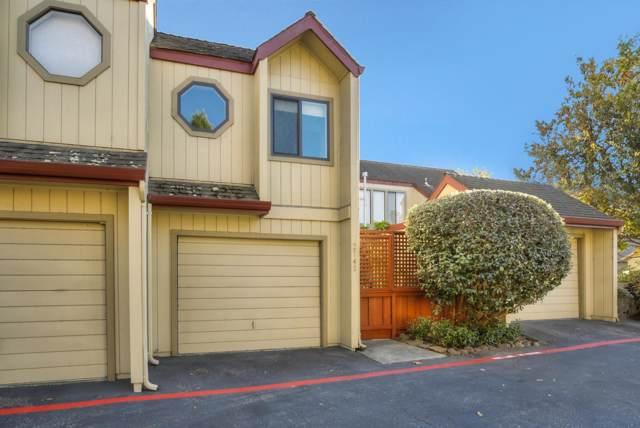 2745 Hampton Ln, Santa Cruz, CA 95065 (#ML81775839) :: The Kulda Real Estate Group