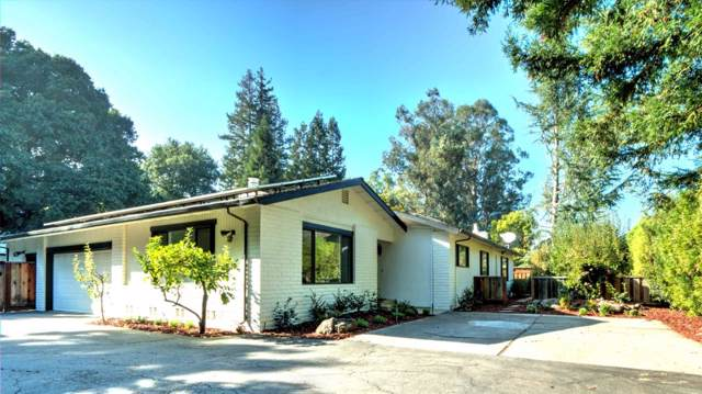 1542 Arbor Ave, Los Altos, CA 94024 (#ML81775926) :: Brett Jennings Real Estate Experts