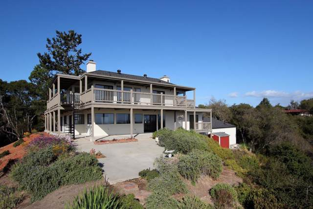 130 Las Lomas Dr, Aptos, CA 95003 (#ML81776000) :: Strock Real Estate