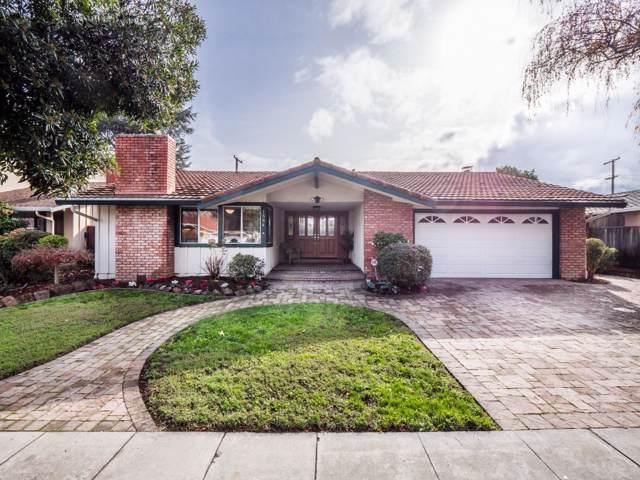 1584 Trona Way, San Jose, CA 95125 (#ML81776277) :: The Goss Real Estate Group, Keller Williams Bay Area Estates