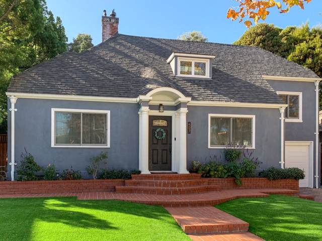 407 Occidental Ave, Burlingame, CA 94010 (#ML81776507) :: The Kulda Real Estate Group