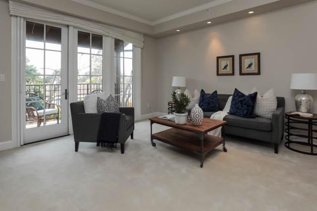 555 Byron St 307, Palo Alto, CA 94301 (#ML81776957) :: Strock Real Estate