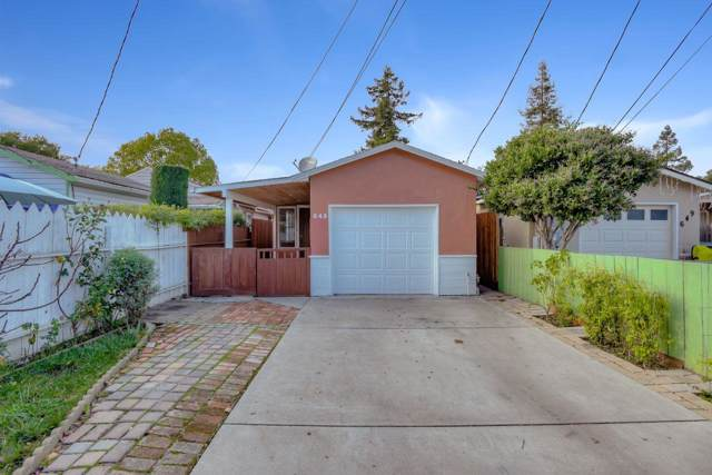 645 Hurlingame Ave, Redwood City, CA 94063 (#ML81776999) :: The Gilmartin Group