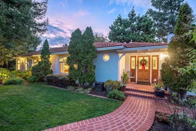 14375 La Rinconada Dr, Los Gatos, CA 95032 (#ML81777072) :: The Sean Cooper Real Estate Group