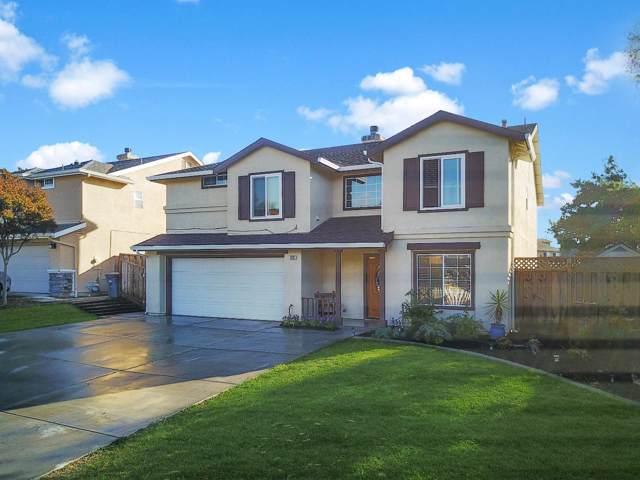 1261 Crestview Dr, Hollister, CA 95023 (#ML81777186) :: The Kulda Real Estate Group