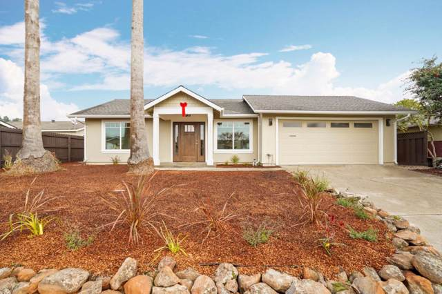 1575 Mizzen Ln, Half Moon Bay, CA 94019 (#ML81777407) :: The Kulda Real Estate Group