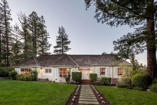 1800 Elmwood Rd, Hillsborough, CA 94010 (#ML81777748) :: The Kulda Real Estate Group