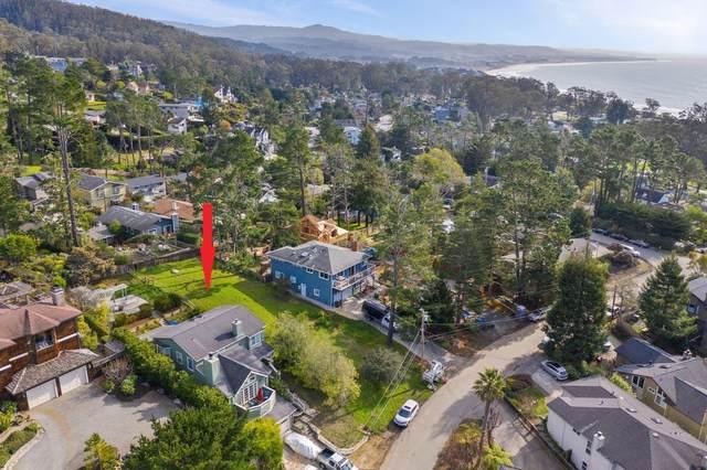 0 Ferdinand Ave, El Granada, CA 94018 (#ML81778597) :: The Kulda Real Estate Group