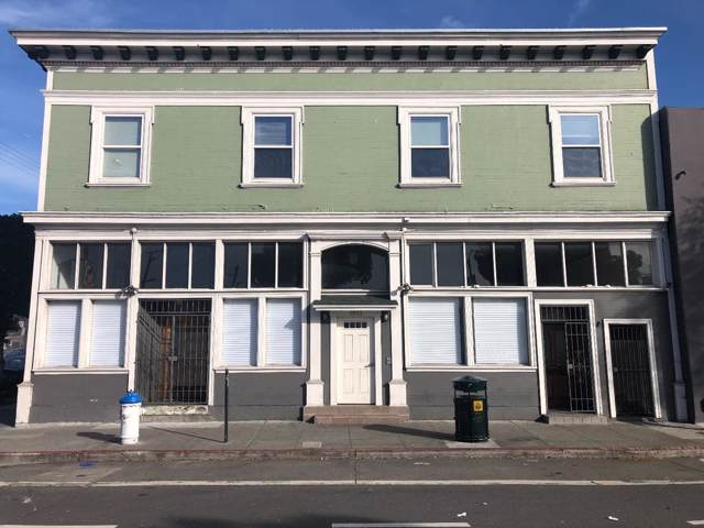 1801 Folsom St, San Francisco, CA 94103 (#ML81779013) :: Real Estate Experts