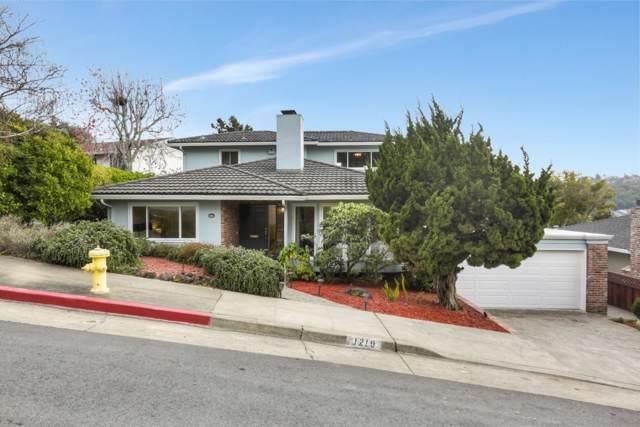 1219 Homewood Ave, San Mateo, CA 94403 (#ML81779412) :: Keller Williams - The Rose Group