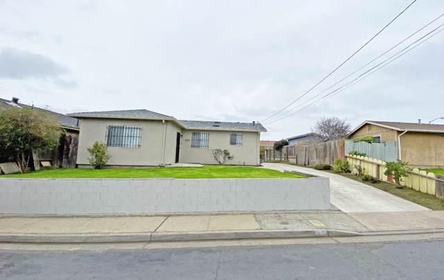 545 Terrace St, Salinas, CA 93905 (#ML81779771) :: Strock Real Estate