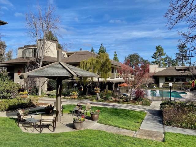2140 Santa Cruz Ave A106, Menlo Park, CA 94025 (#ML81780045) :: The Sean Cooper Real Estate Group
