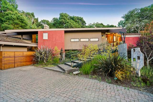 11564 Arroyo Oaks Dr, Los Altos Hills, CA 94024 (#ML81780500) :: Intero Real Estate