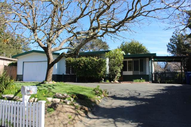 318 Plymouth St, Santa Cruz, CA 95060 (#ML81782126) :: Keller Williams - The Rose Group