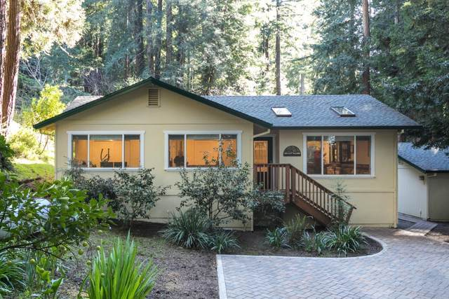 11 Mill Site Rd, Scotts Valley, CA 95066 (#ML81782164) :: RE/MAX Real Estate Services