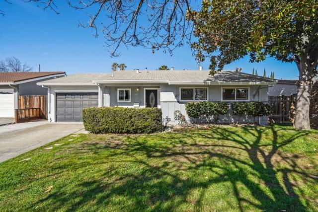 1777 Duvall Dr, San Jose, CA 95130 (#ML81782247) :: RE/MAX Real Estate Services