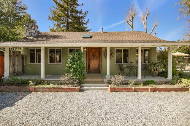 110 Hacienda Dr, Scotts Valley, CA 95066 (#ML81783209) :: Keller Williams - The Rose Group