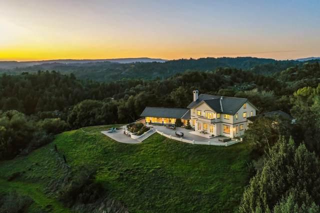 260 Castle Dr, Santa Cruz, CA 95065 (#ML81783649) :: Keller Williams - The Rose Group