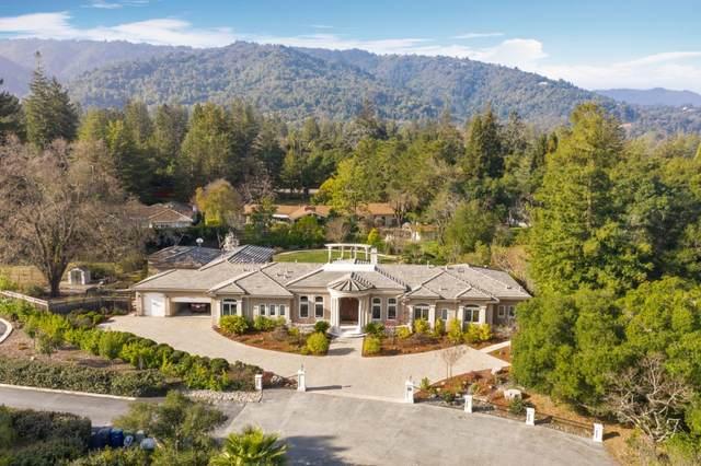 15351 Bestview Ct, Saratoga, CA 95070 (#ML81783700) :: Real Estate Experts
