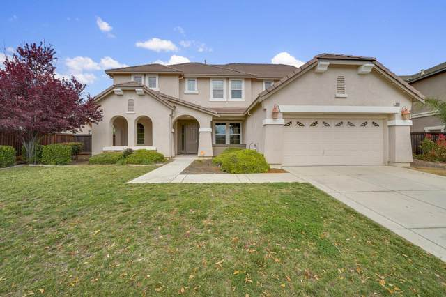 2461 Spyglass Dr, Brentwood, CA 94513 (#ML81784014) :: The Kulda Real Estate Group