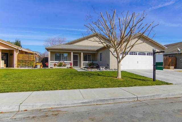 730 Ruger Ct, Hollister, CA 95023 (#ML81784129) :: The Realty Society