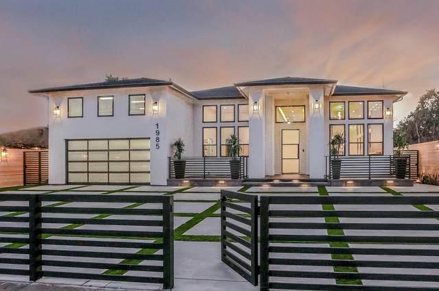 1985 Hicks Ave, San Jose, CA 95125 (#ML81784147) :: Real Estate Experts