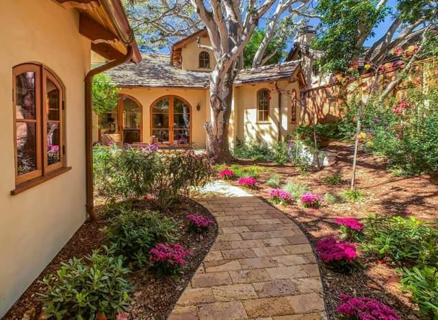 0 San Carlos 6Nw Santa Lucia St, Carmel, CA 93921 (#ML81784614) :: RE/MAX Real Estate Services
