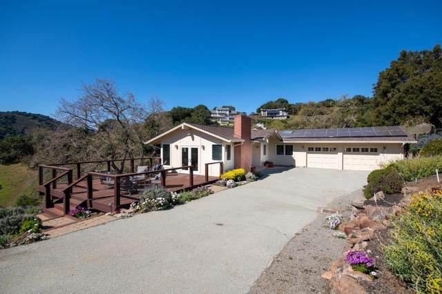 27369 Chaparral Way, Los Altos Hills, CA 94022 (#ML81785161) :: Intero Real Estate