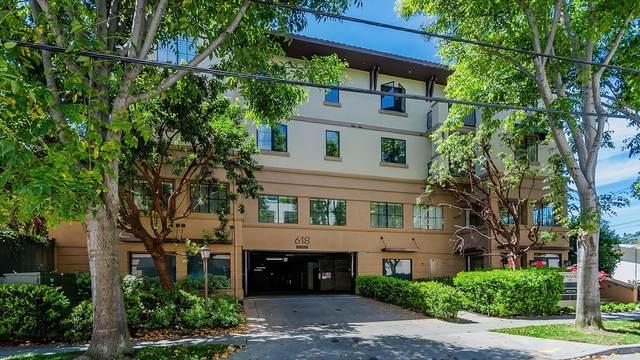 618 Walnut St 403, San Carlos, CA 94070 (#ML81785924) :: The Goss Real Estate Group, Keller Williams Bay Area Estates