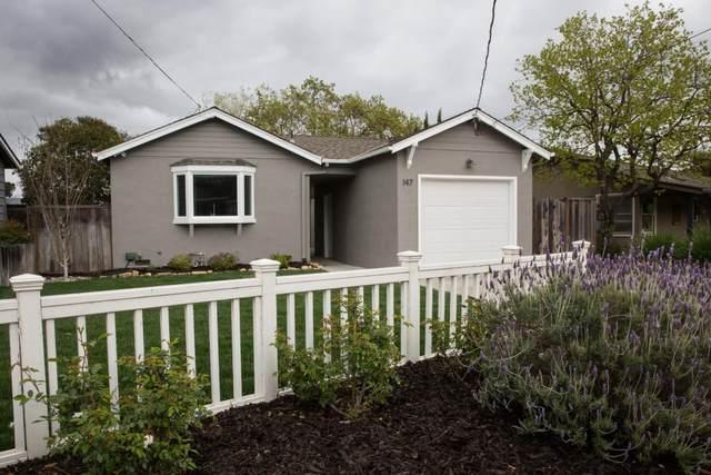 147 Wildwood Ave, San Carlos, CA 94070 (#ML81786229) :: The Kulda Real Estate Group