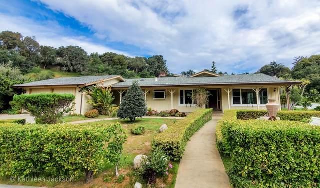 10121 Blue Larkspur Ln, Monterey, CA 93940 (#ML81786474) :: RE/MAX Real Estate Services