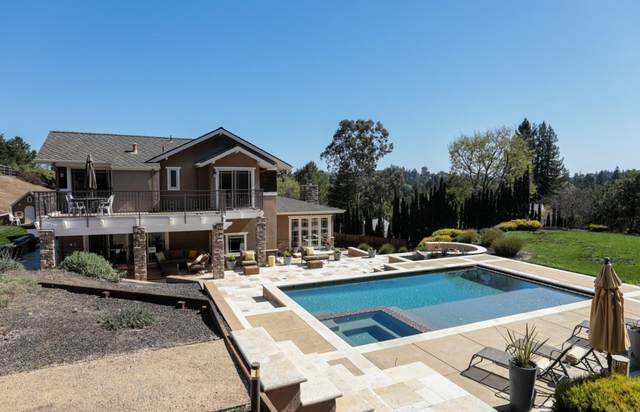107 Reservoir Rd, Atherton, CA 94027 (#ML81786989) :: The Sean Cooper Real Estate Group