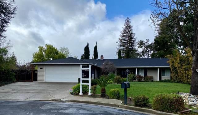 12795 Rodoni Ct, Saratoga, CA 95070 (#ML81787094) :: The Kulda Real Estate Group