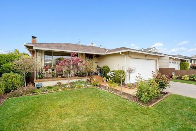 2011 Sullivan St, San Mateo, CA 94403 (#ML81787513) :: The Kulda Real Estate Group